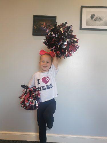 Cheerleading Starter Pack photo review